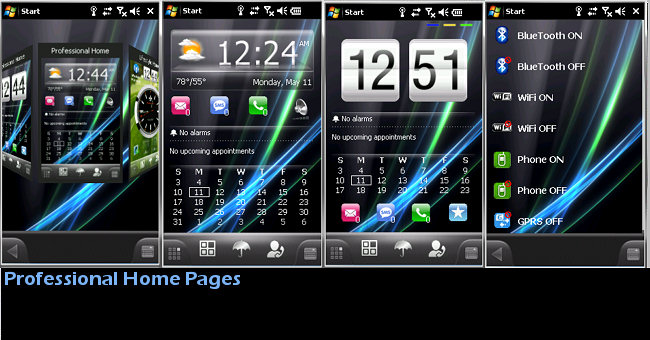 Change Skin 4.5 (Spb Mobile Shell 3.x)